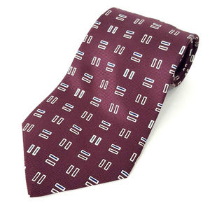 Tommy Hilfiger Made in Italy 100% Silk Tie